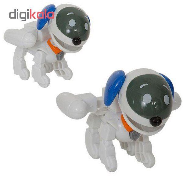 خرید                                     اکشن فیگور طرح سگهای نگهبان کد 6050 بسته 8 عددی