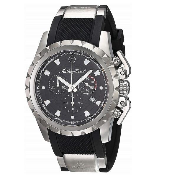 ساعت مچی عقربه ای مردانه متی تیسوت مدل  H466CHAN