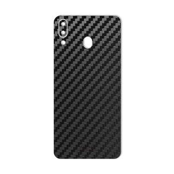 برچسب پوششی ماهوت مدل Carbon-Fiber مناسب برای گوشی موبایل سامسونگ Galaxy  M20