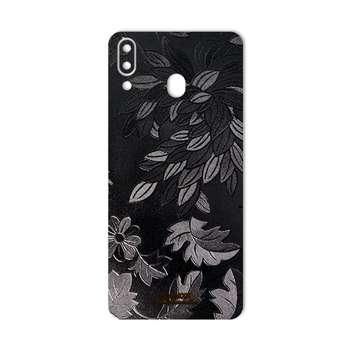 برچسب پوششی ماهوت مدل Wild-Flower مناسب برای گوشی موبایل سامسونگ Galaxy  M20