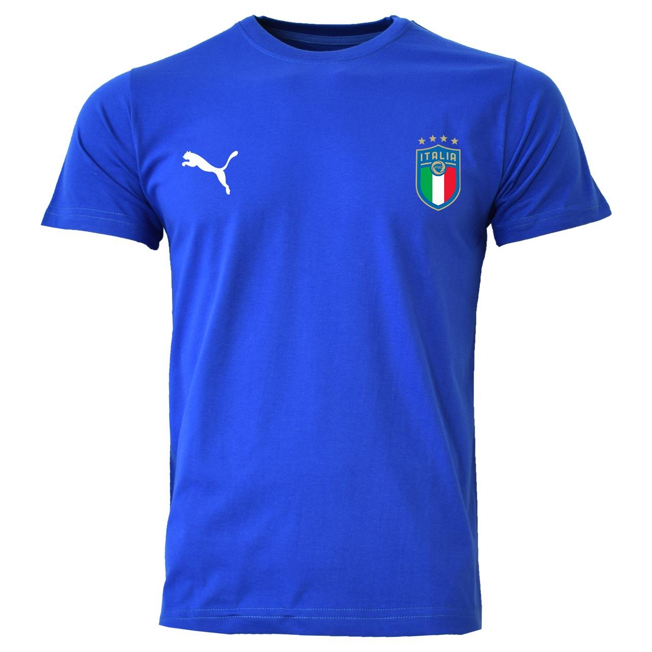 تیشرت مردانه طرح ایتالیا مدل A06 رنگ آبی