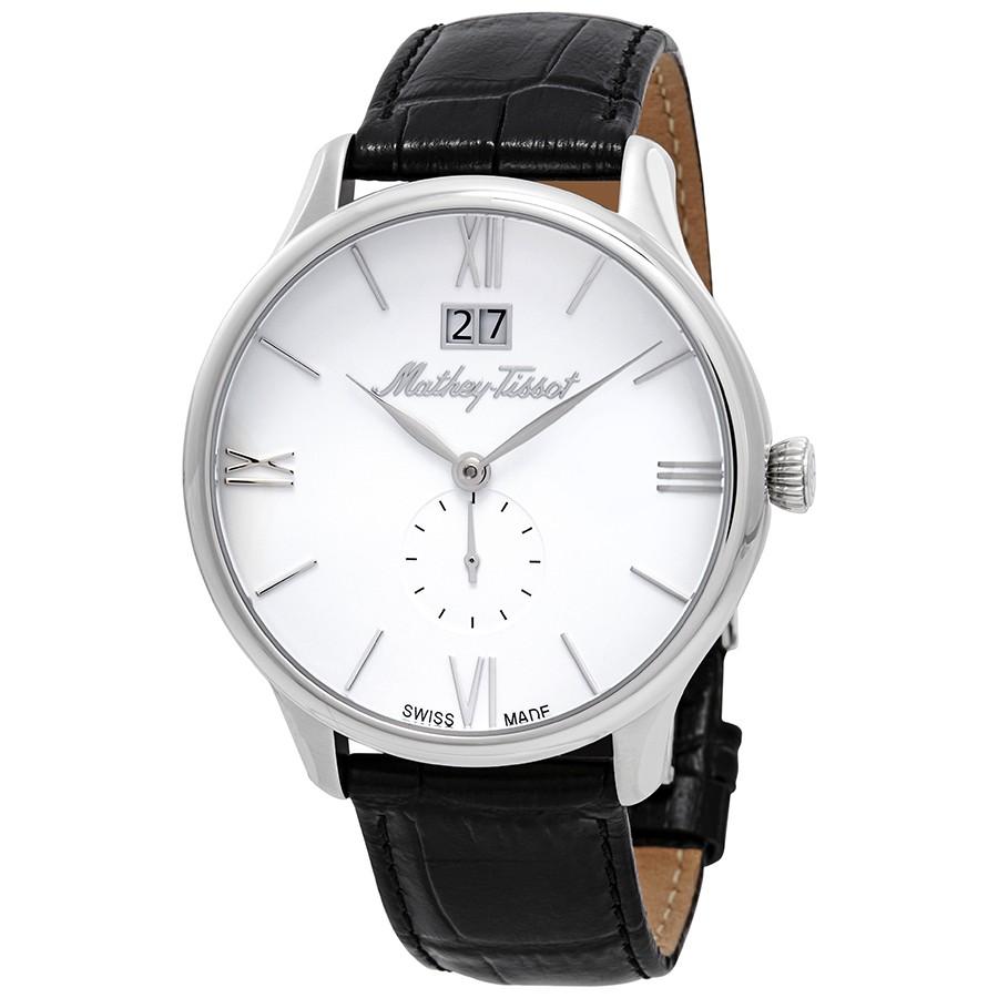 ساعت مچی عقربه ای مردانه متی تیسوت مدل H1886QAI