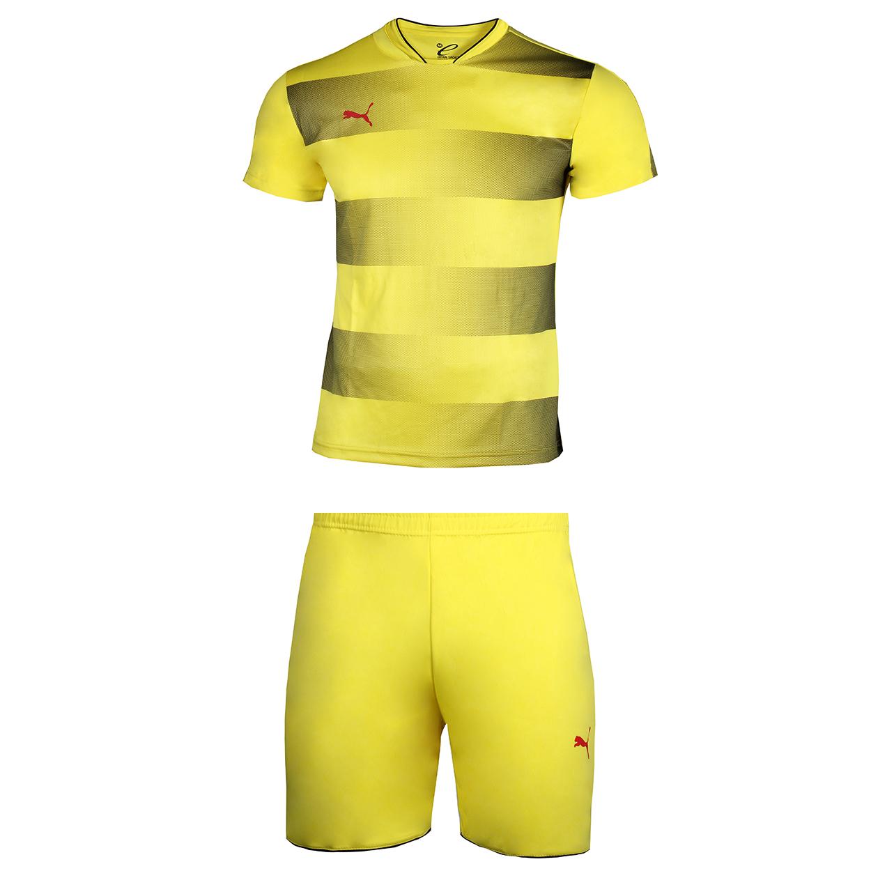 ست پیراهن و شورت ورزشی مردانه کد 1098