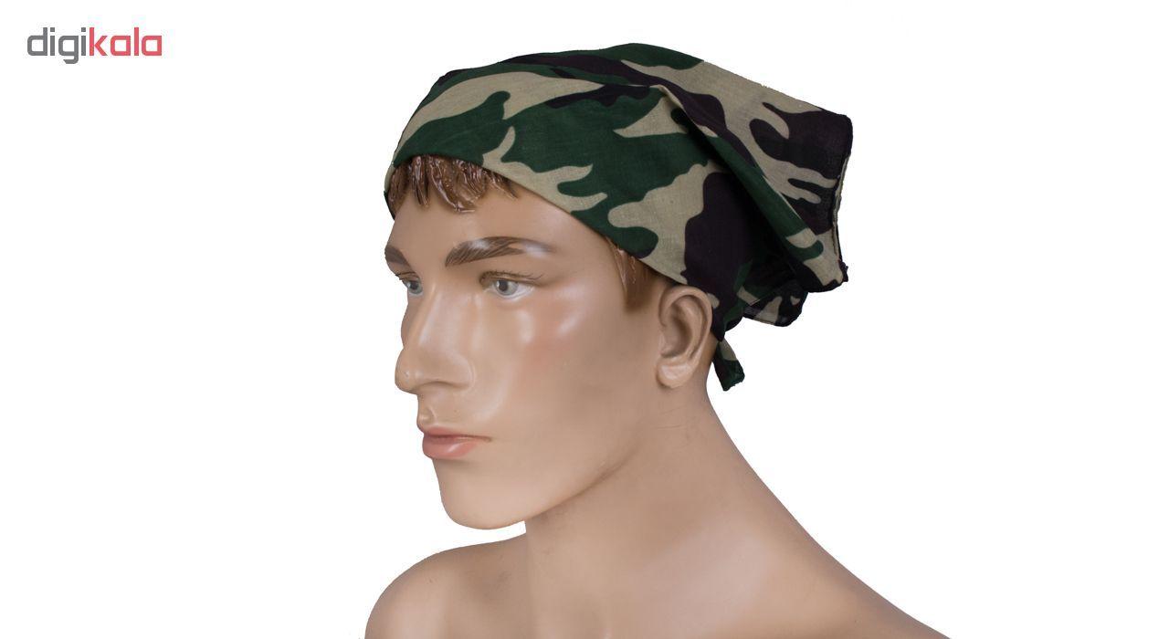 دستمال سر و گردن مدل CO-1-2 main 1 2