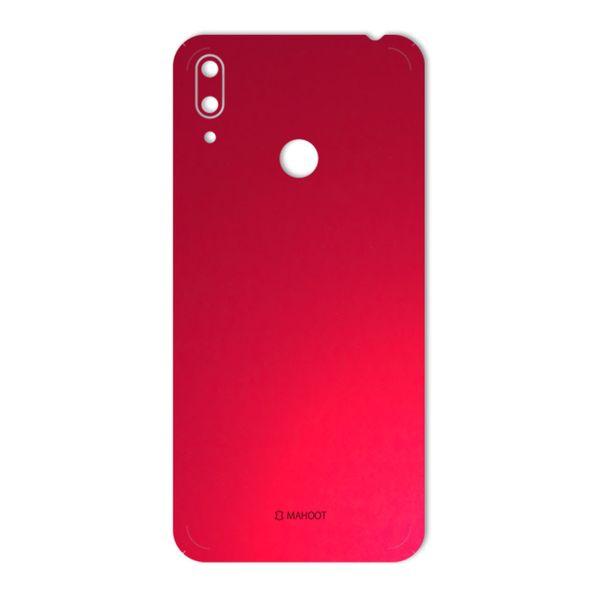 برچسب پوششی ماهوت مدل Color-Special مناسب برای گوشی موبایل هوآوی Y7 Prime 2019