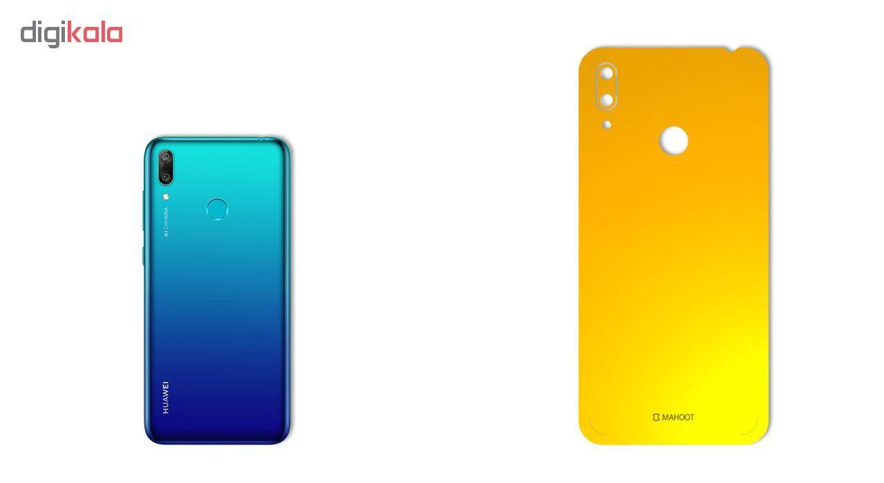 برچسب پوششی ماهوت مدل Color-Special مناسب برای گوشی موبایل هوآوی Y7 Prime 2019 main 1 5
