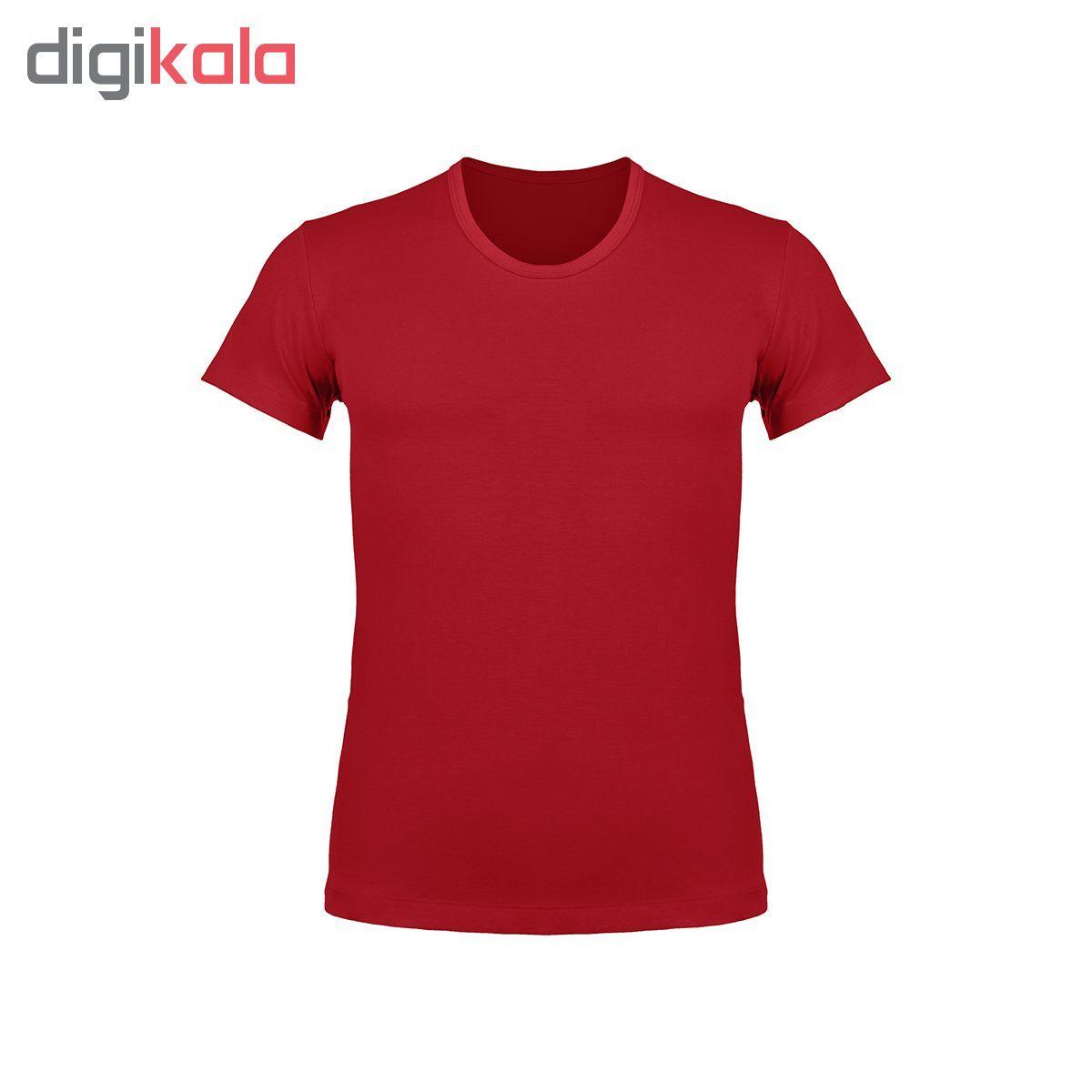 زیرپوش مردانه کیان تن پوش مدل U Neck Shirt Classic R main 1 1