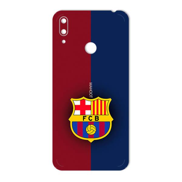 برچسب پوششی ماهوت طرح BARCELONA مناسب برای گوشی موبایل هوآوی Y7 Prime 2019