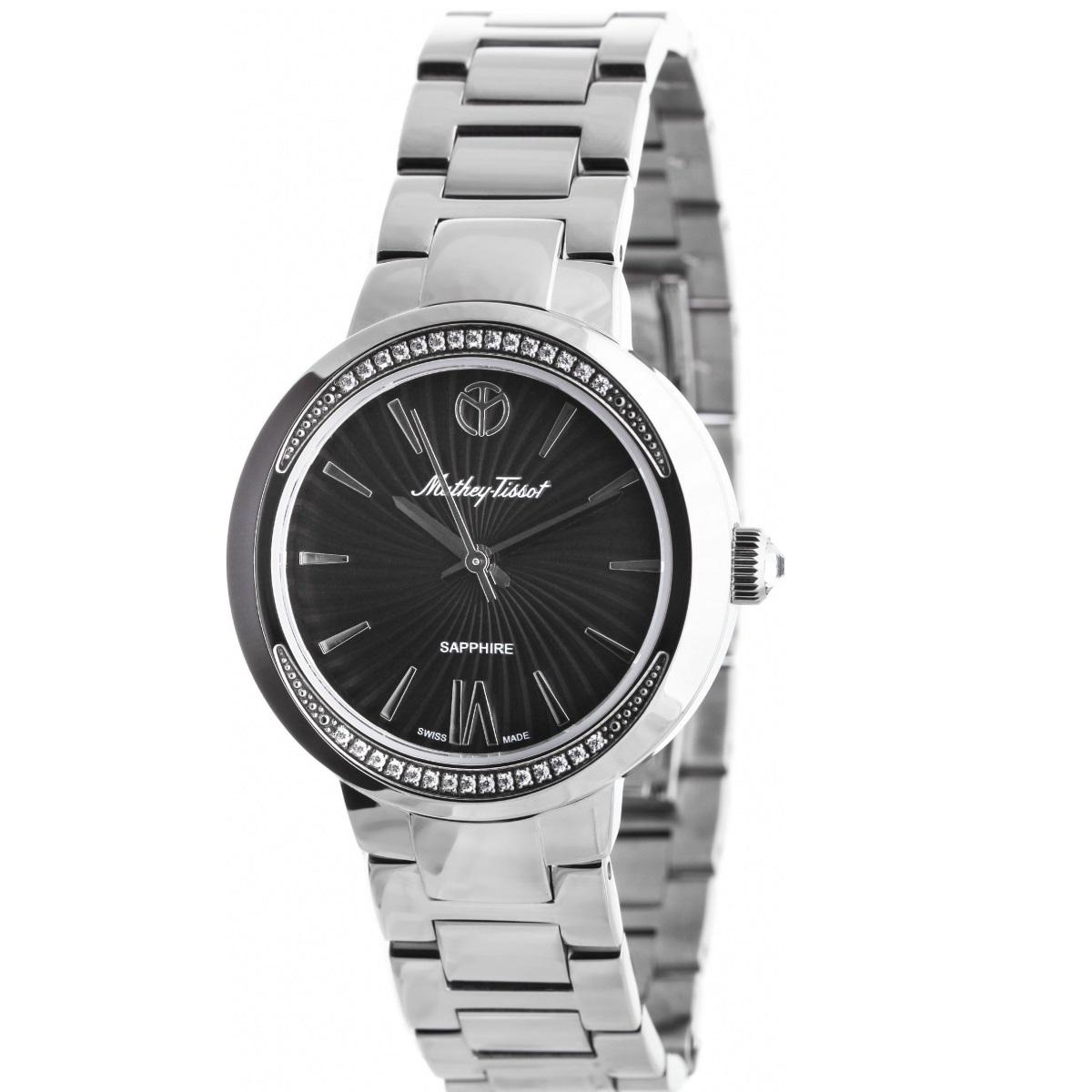 ساعت مچی عقربه ای زنانه متی تیسوت مدل D3082AN
