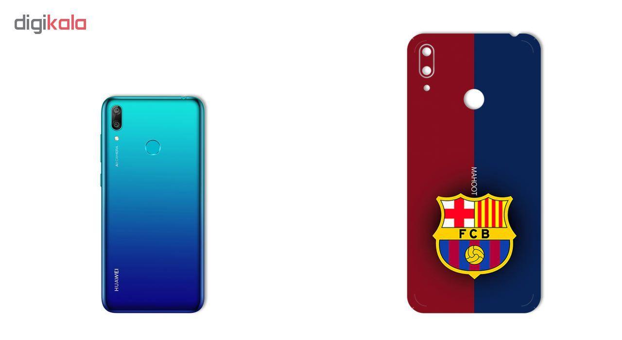 برچسب پوششی ماهوت طرح BARCELONA مناسب برای گوشی موبایل هوآوی Y7 Prime 2019 main 1 1
