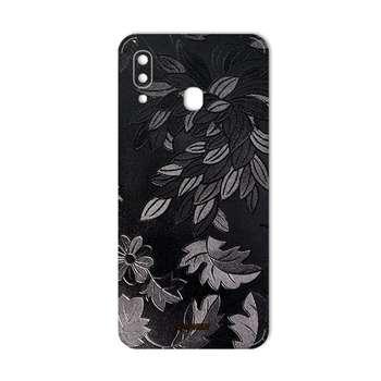 برچسب پوششی ماهوت مدل Wild-Flower مناسب برای گوشی موبایل سامسونگ Galaxy  A20