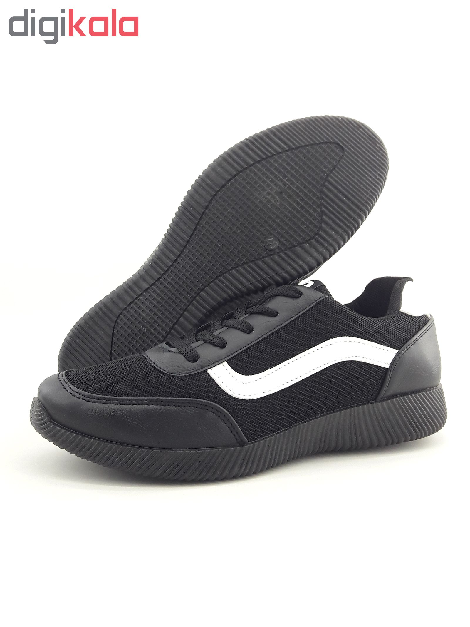 کفش راحتی مردانه ان دی مدل Vnsndblwh-01