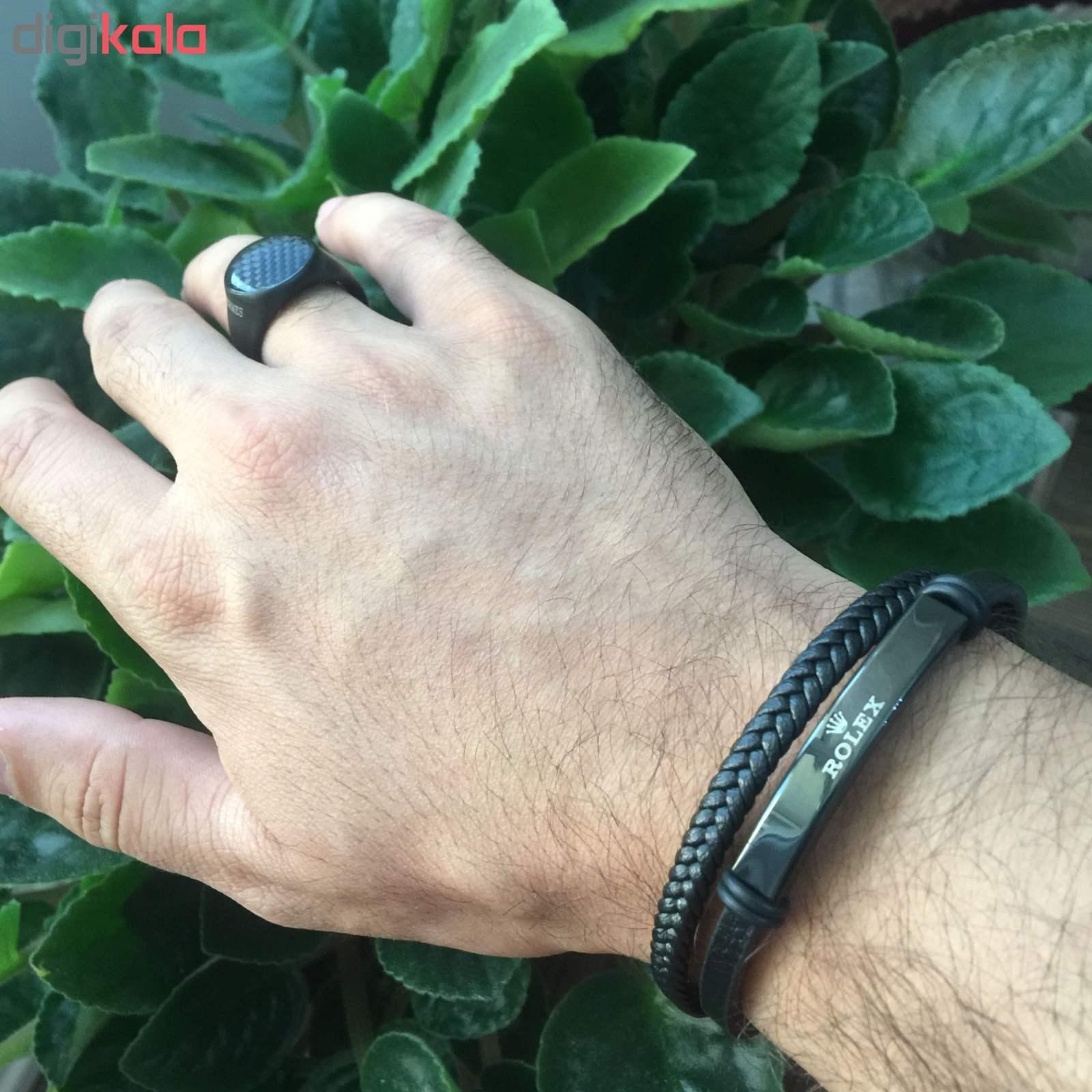 دستبند مردانه کد 228 main 1 2