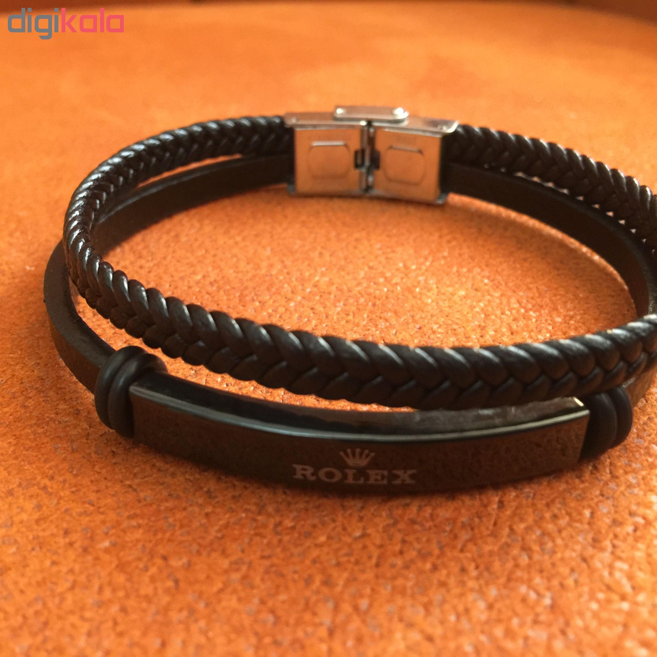 دستبند مردانه کد 228                     غیر اصل