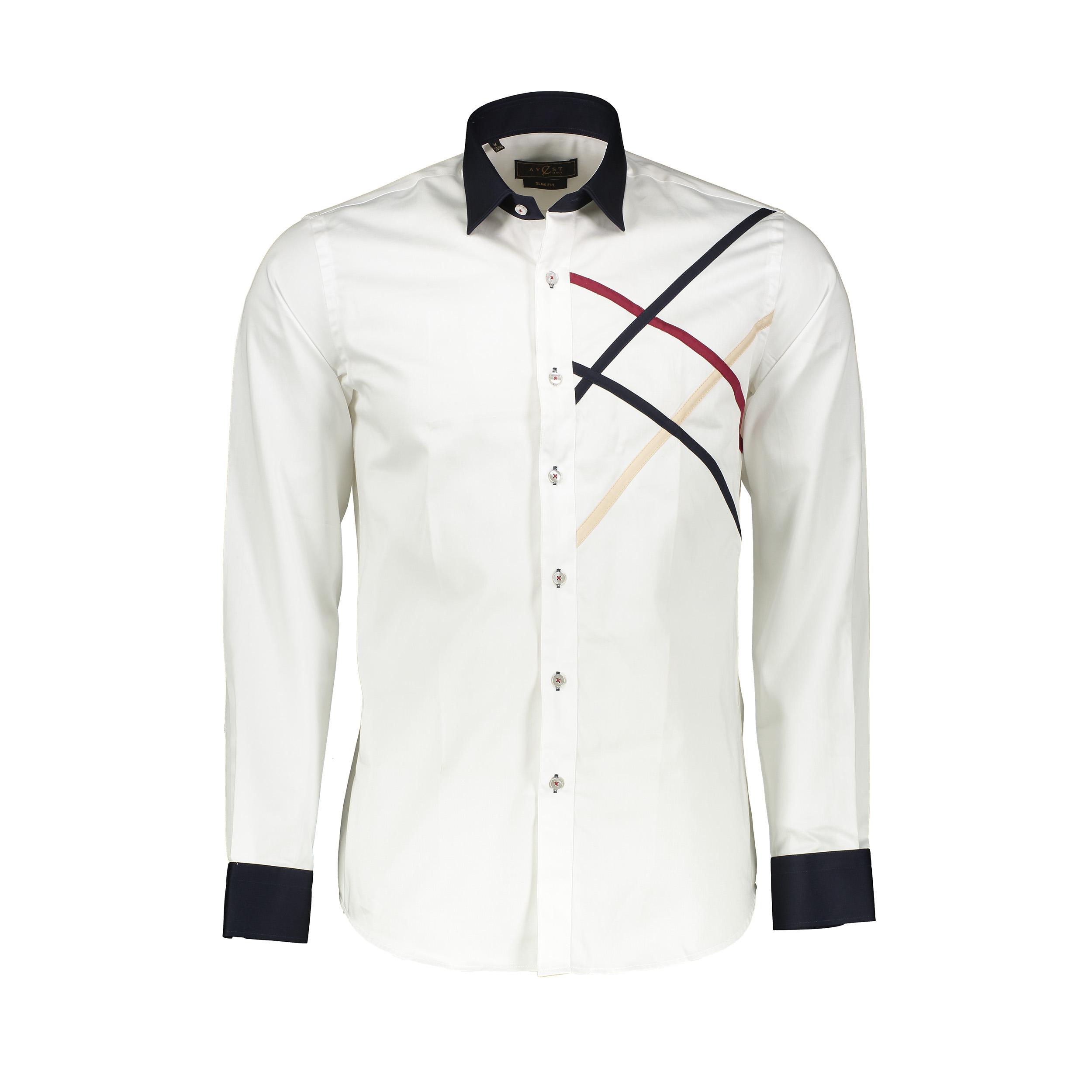 پیراهن مردانه اوست کد 1008771
