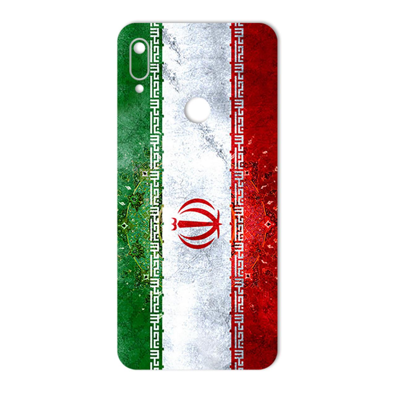 برچسب پوششی ماهوت طرح IRAN-Flag مناسب برای گوشی موبایل هوآوی Y6 Prime 2019