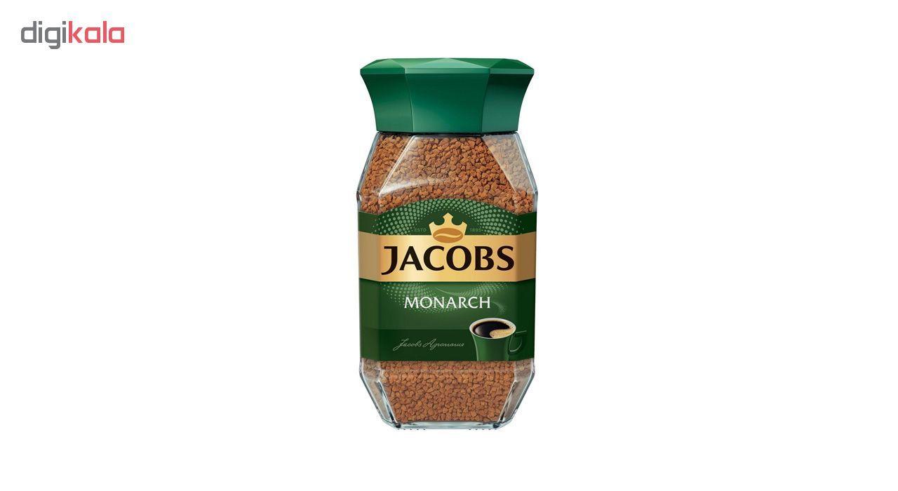 قهوه فوری جاکوبز مدل مونارک مقدار 95 گرم main 1 1