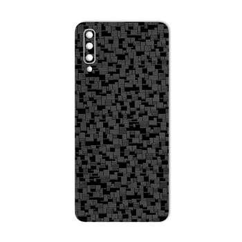 برچسب پوششی ماهوت مدل Silicon-Texture مناسب برای گوشی موبایل سامسونگ Galaxy  A70