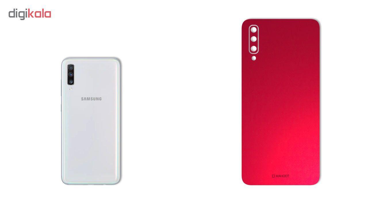 برچسب پوششی ماهوت مدل Color-Special مناسب برای گوشی موبایل سامسونگ Galaxy  A70 main 1 1