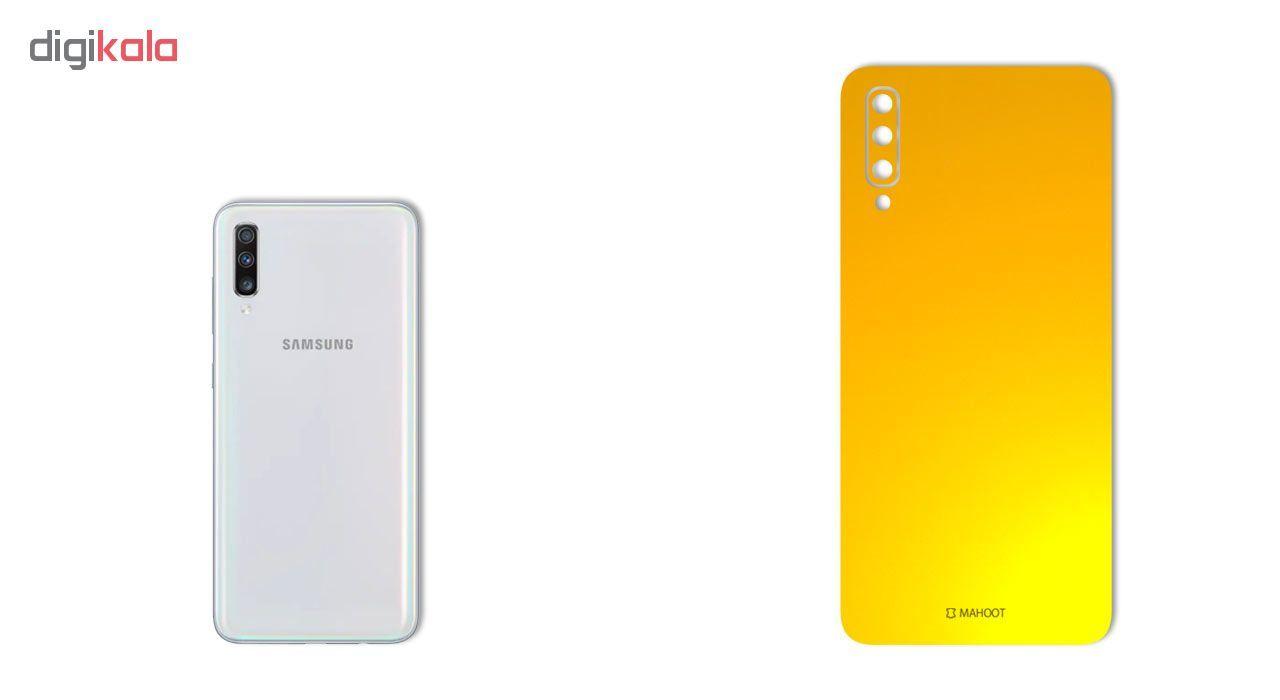 برچسب پوششی ماهوت مدل Color-Special مناسب برای گوشی موبایل سامسونگ Galaxy  A70 main 1 5