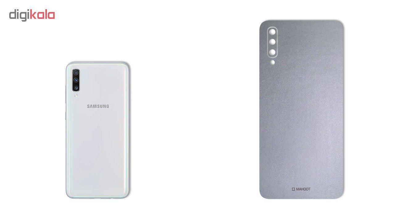 برچسب پوششی ماهوت مدل Black-Color-Shades مناسب برای گوشی موبایل سامسونگ Galaxy  A70 main 1 1