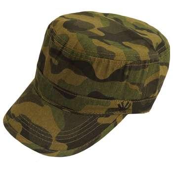 کلاه کپ طرح جنگلی