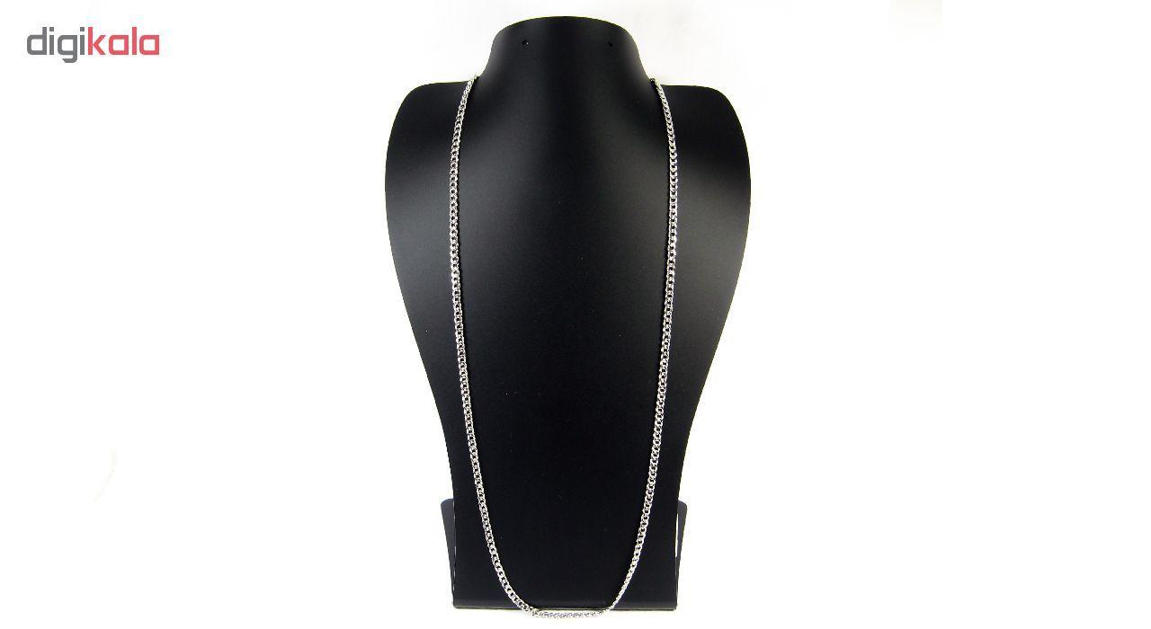 گردنبند مردانه مانچو مدل sf007 main 1 2