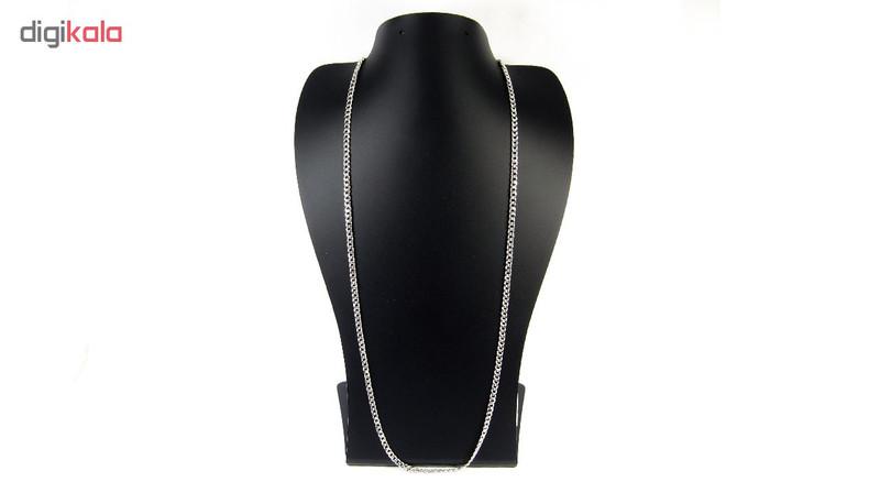 گردنبند مردانه مانچو مدل sf007