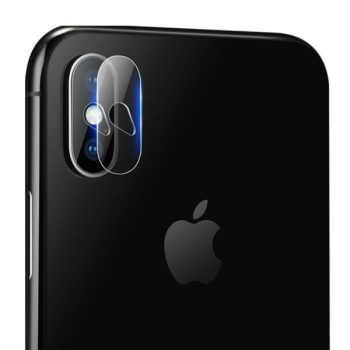 محافظ لنز دوربین مدل PWT-001 مناسب برای گوشی موبایل اپل Iphone X