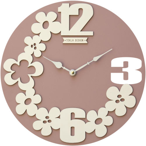 ساعت دیواری تکلا دیزاین مدل TT86