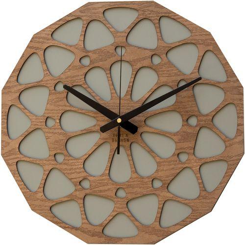 ساعت دیواری تکلا دیزاین مدل TT05-N