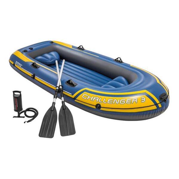 قایق بادی اینتکس مدل challenger 3