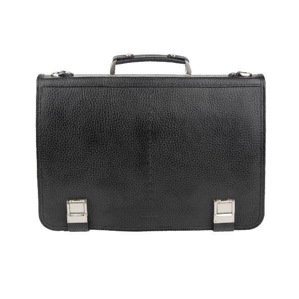 کیف اداری چرم کروکو مدل برسام