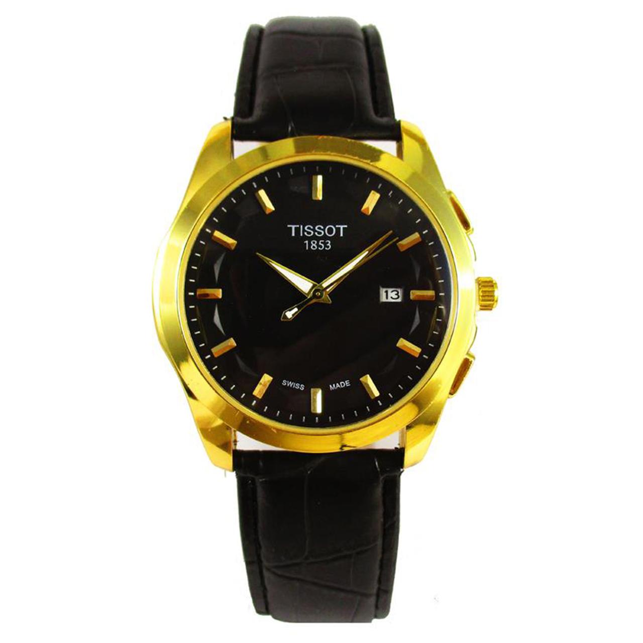 ساعت مچی عقربه ای مردانه مدل TIS 035 B