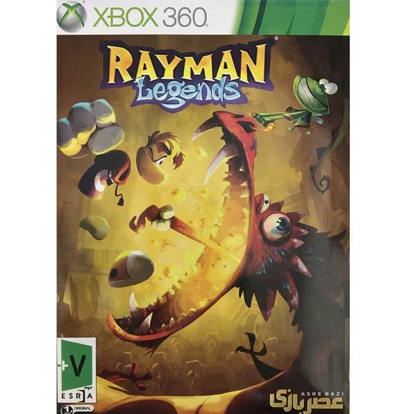 بازی rayman Legends نشر عصر بازی مخصوص xbox360