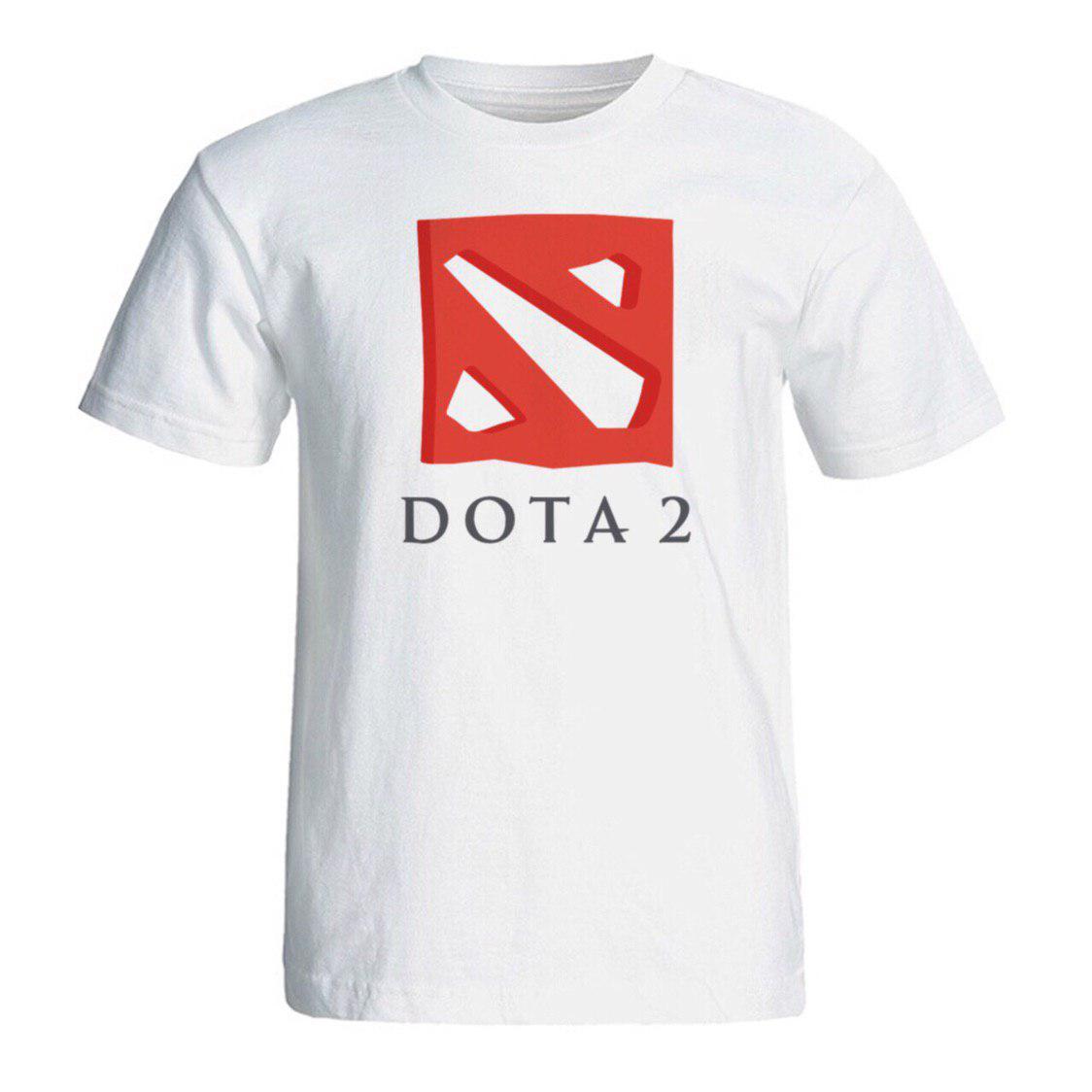 تیشرت مردانه طرح Dota 2 کد SA326