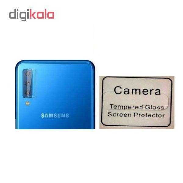محافظ لنز دوربین مدل PWT-001 مناسب برای گوشی موبایل سامسونگ Galaxy A70  main 1 1