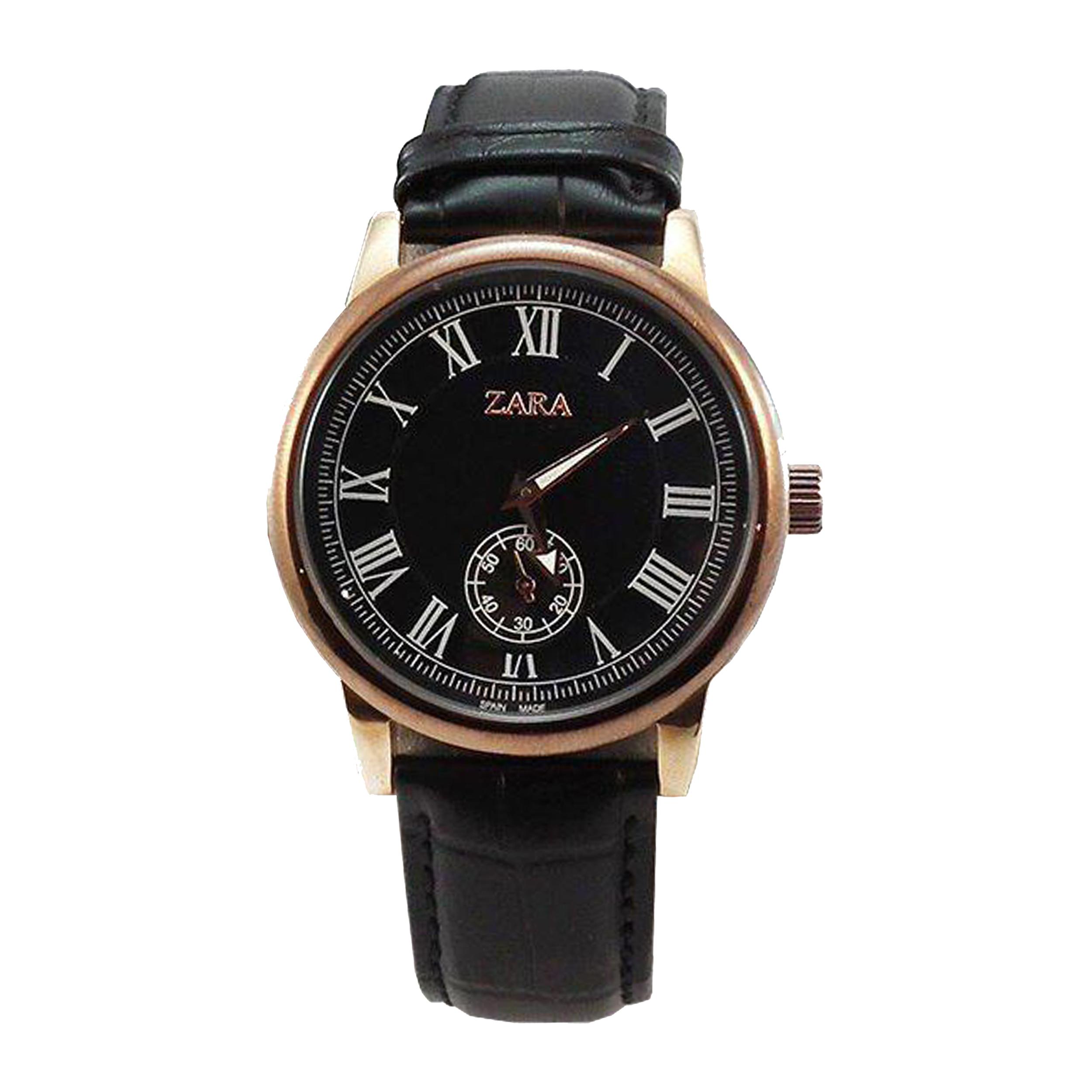 ساعت مچی عقربه ای مردانه  زارا مدل Z0443G