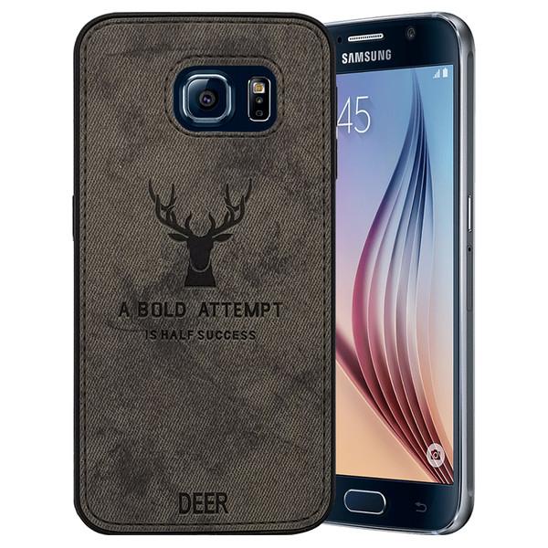 کاور مدل DE-01 مناسب برای گوشی موبایل سامسونگ Galaxy S6