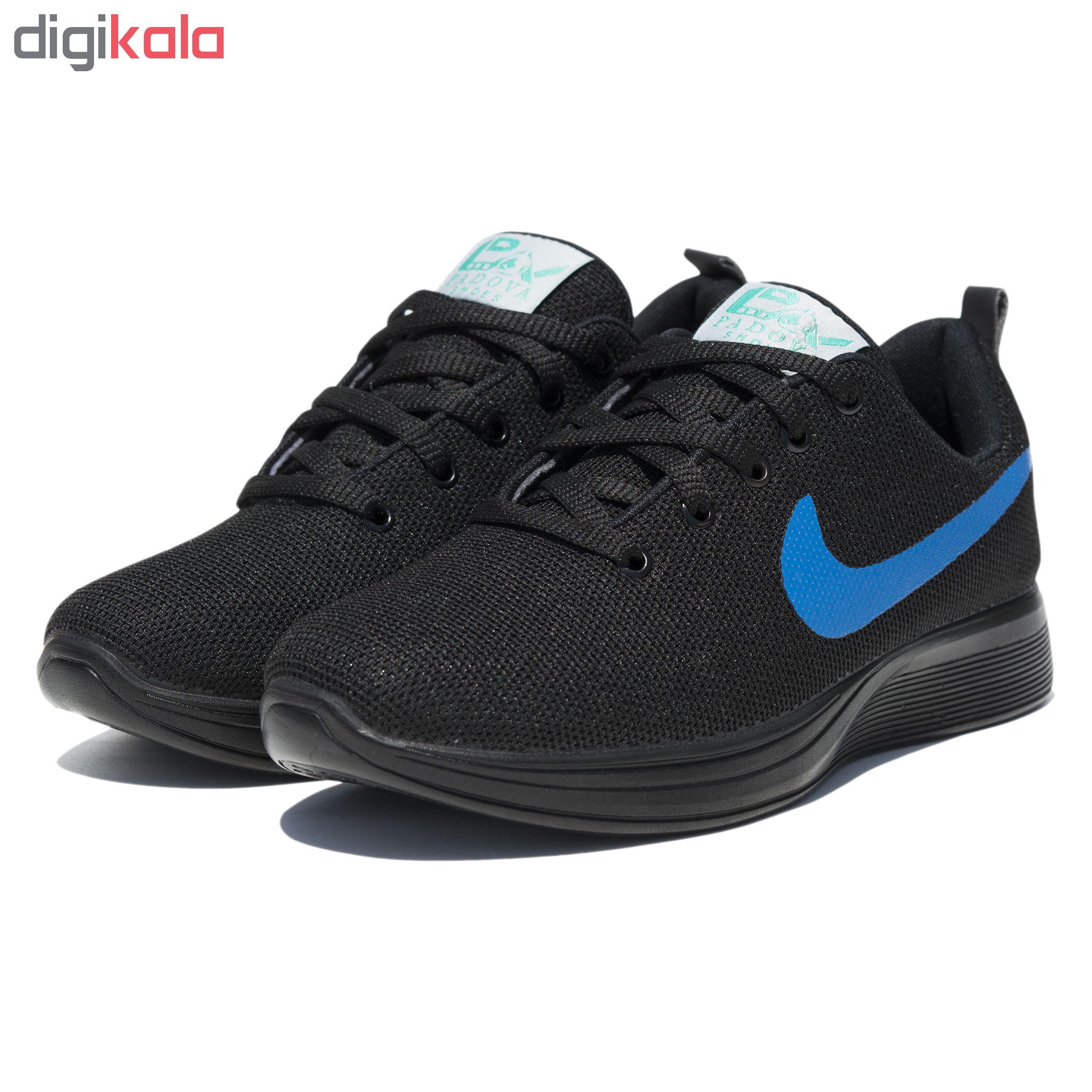 کفش مخصوص پیاده روی زنانه کد N.B.M02