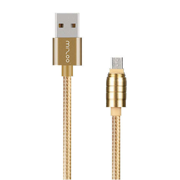 کابل تبدیل USB به microUSB میزو مدل X26 طول 1 متر
