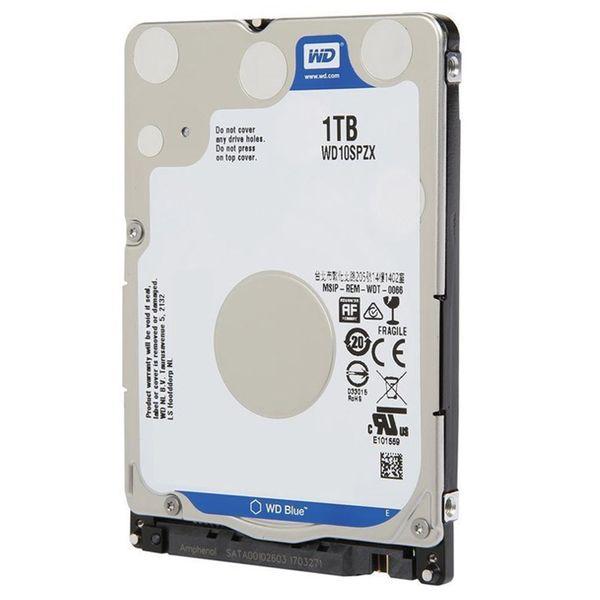 هارد اینترنال وسترن دیجیتال مدل WD10SPZX ظرفیت 1 ترابایت