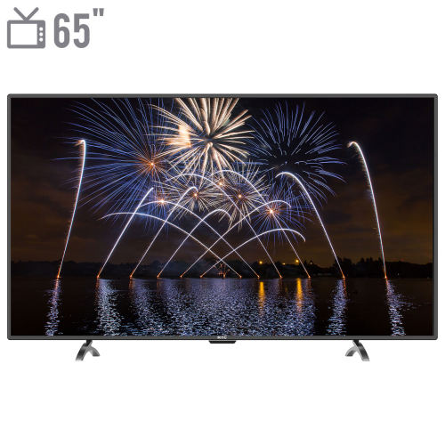 تلویزیون ال ای دی هوشمند آر تی سی مدل 65SM6405 سایز 65 اینچ