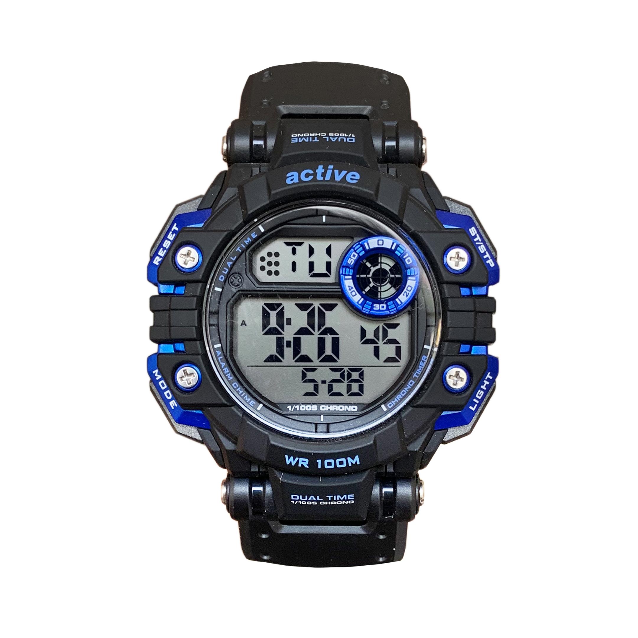 ساعت مچی دیجیتال مردانه اکتیو مدل yp16700A-02