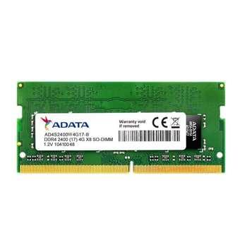 رم لپ تاپ DDR4 تک کاناله 2400 مگاهرتز CL17 ای دیتا مدل MN -RL01 ظرفیت 4 گیگابایت