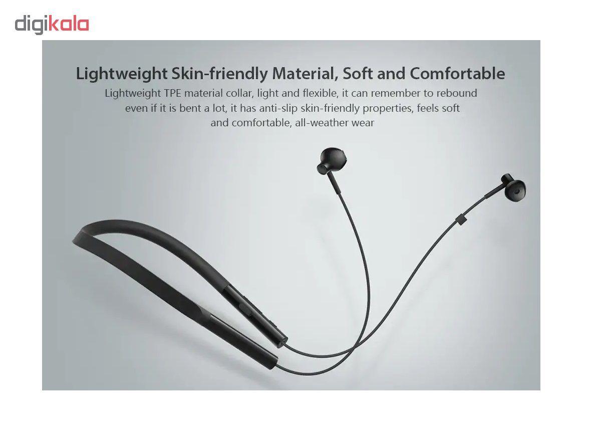 هدفون بی سیم شیائومی مدل Mi Bluetooth Neckband Earphones Basic main 1 4