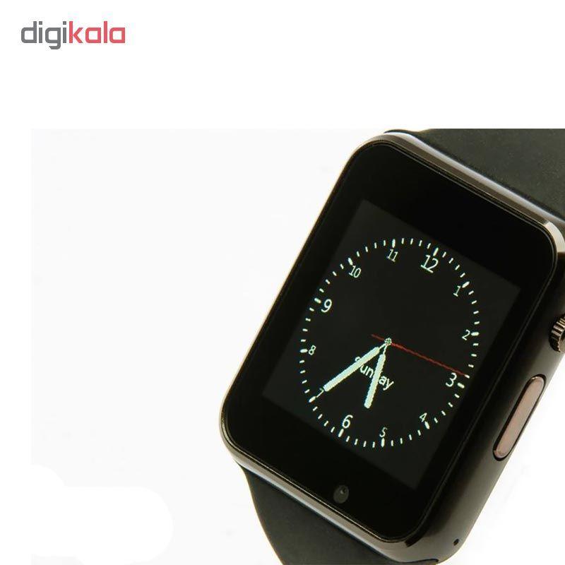 ساعت هوشمند جی تب مدل W101 کد 10500013 main 1 7