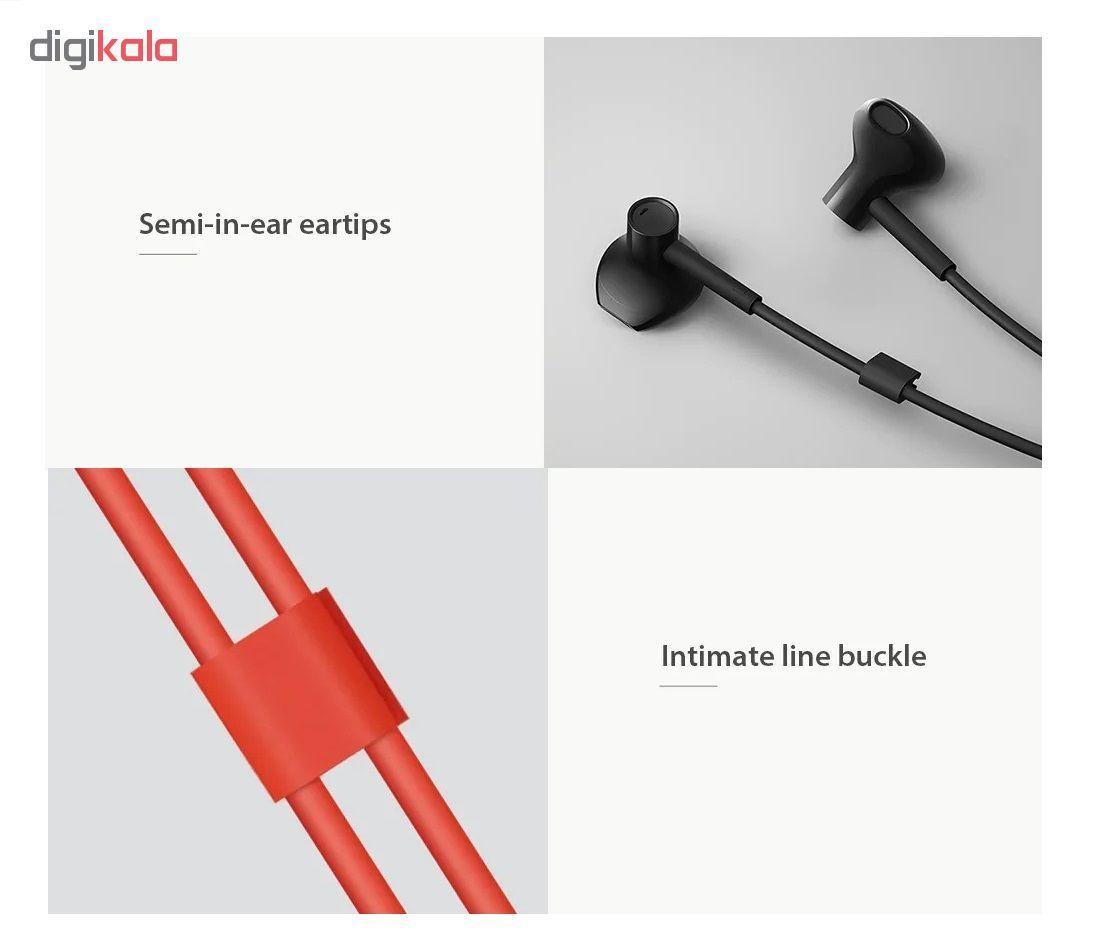 هدفون بی سیم شیائومی مدل Mi Bluetooth Neckband Earphones Basic main 1 5