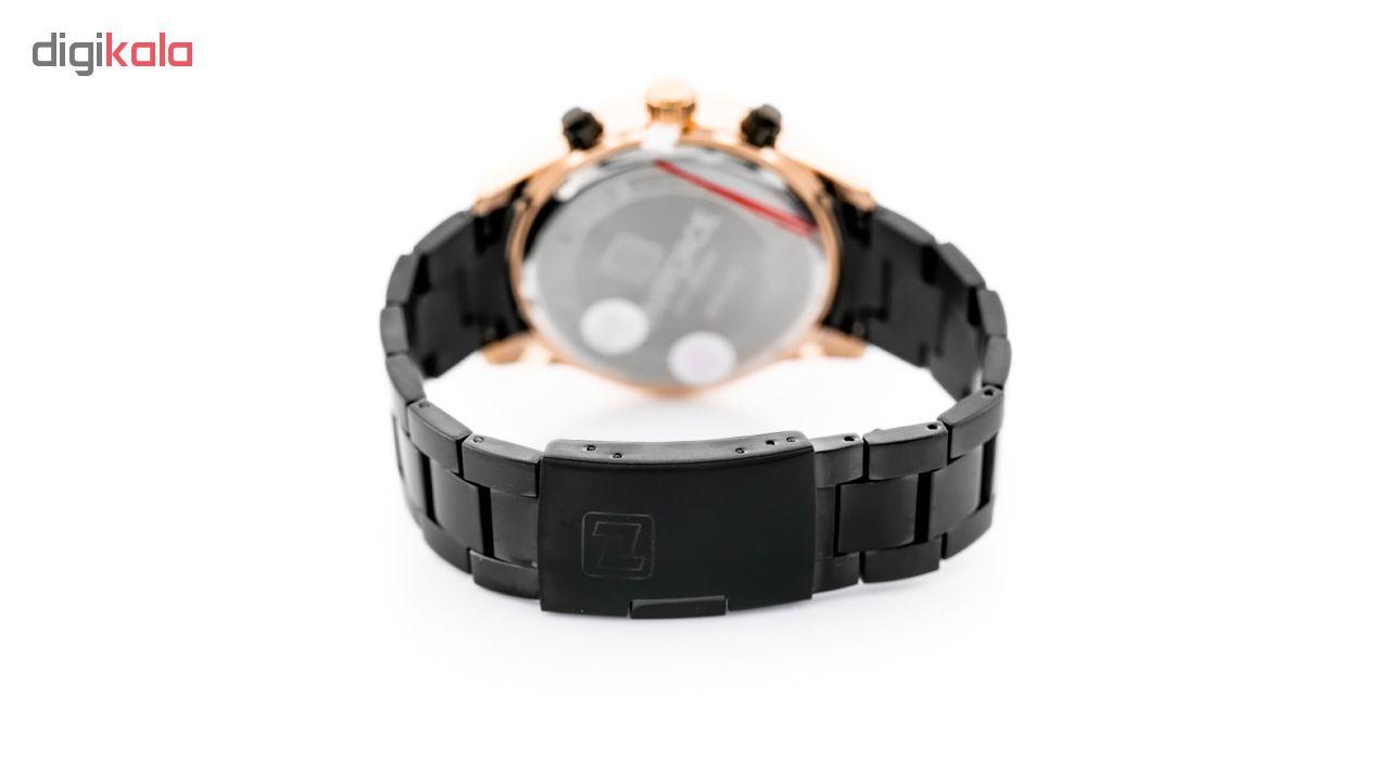 کد تخفیف                                      ساعت مچی عقربه ای مردانه نیوی فورس مدل NF9147 / RGB