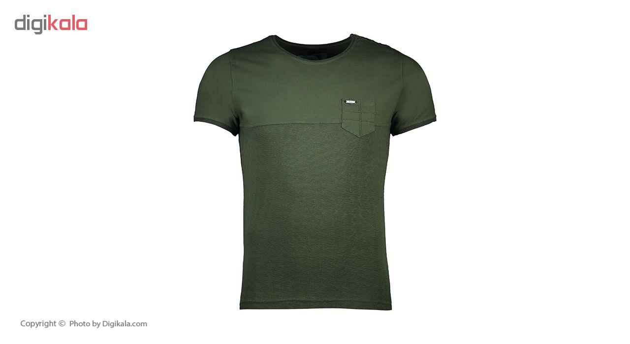 تی شرت آستین کوتاه مردانه تی اس کد btt 293-3
